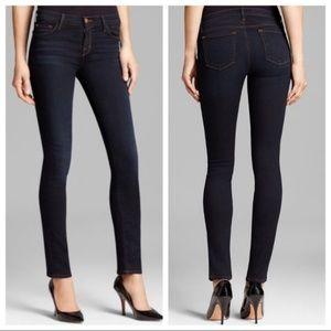 J Brand Dark Denim Atlantis Jeans
